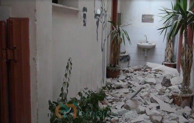 Βίντεο: Η στιγμή του σεισμού στη Λέσβο
