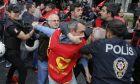 84 συλλήψεις σε διαδηλώσεις για την Πρωτομαγιά