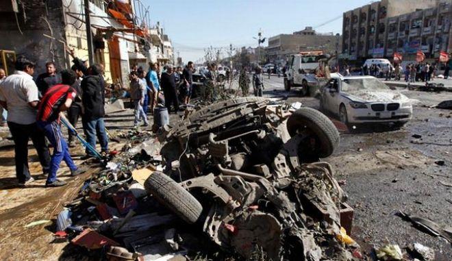Πνίγεται στο αίμα το Ιρακ. Δεκάδες νεκροί σε μια μέρα