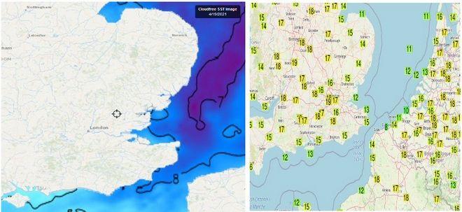 Zeevlam: Η θαλάσσια ομίχλη της Βόρειας Θάλασσας και των Κάτω Χωρών