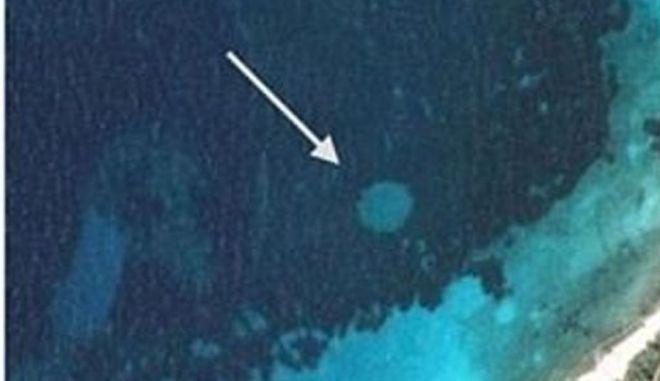 Απάντηση: Η αλήθεια για το UFO στον πάτο της θάλασσας στη Νέα Μηχανιώνα