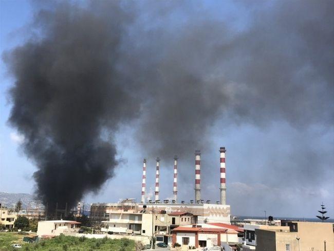 Κρήτη: Μεγάλη έκρηξη και φωτιά στα Λινοπεράματα- Μπλακ άουτ σε όλο το νησί