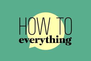 How to Everything: Τελικά τρώμε πλαστικό μαζί με τα ψάρια;