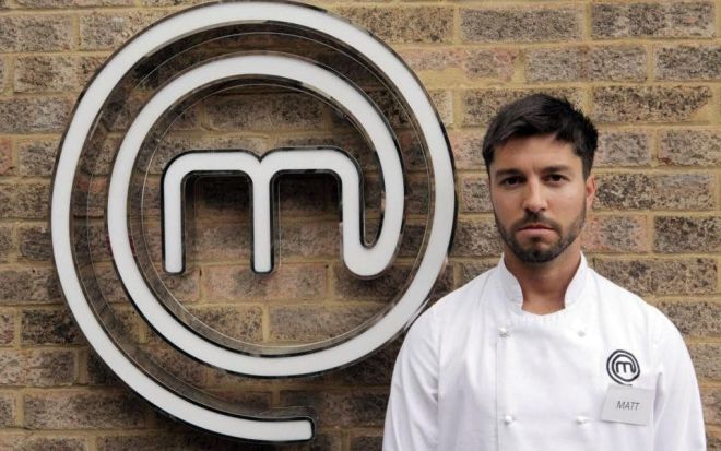 O Mat Campbell πρώην διαγωνιζόμενος του master chef που πέθανε κατά τη διάρκεια του Μαραθώνιου του Λονδίνου
