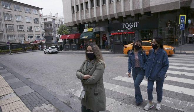 Καθημερινότητα στην Τουρκία