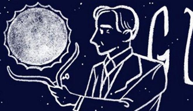 Σουμπραμανιάν Τσαντρασεκάρ: Η Google τιμά τον Ινδό αστροφυσικό