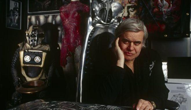 """Απεβίωσε ο δημιουργός του κινηματογραφικού """"Άλιεν"""", ο Χ.Ρ Γκίγκερ"""