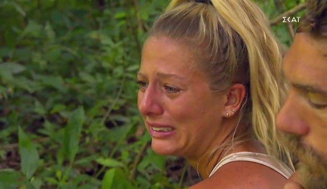 Η Ελένη Χαμπέρη στο Survivor 4