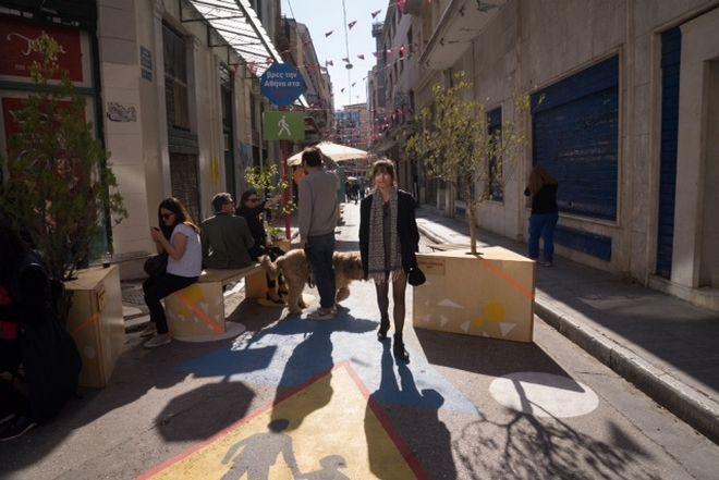 Τέσσερις νέοι πεζόδρομοι στο κέντρο της Αθήνας