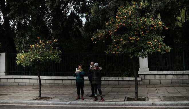 Presidential Mansion, Athens, Dec. 23, 2017 /  , ,  23 , 2017.