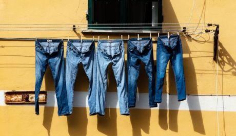 Ένας τρόπος να καταργήσεις το σχοινί για μπουγάδα από το μπαλκόνι