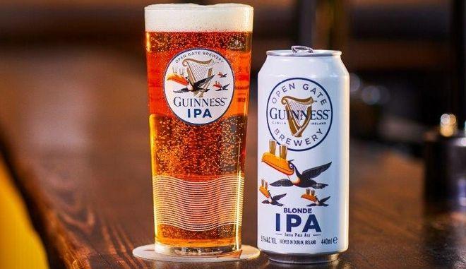 Η Guinness μας σαγηνεύει με τη νέα ξεχωριστή Guinness IPA