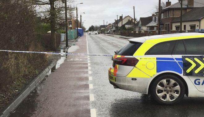 Περιπολικό της ιρλανδικής αστυνομίας (φωτογραφία αρχείου)