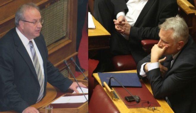 """""""Πράσινος"""" βουλευτής ζητά παραίτηση Ραγκούση"""