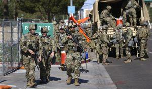 Εθνοφρουρά στην Αριζόνα.