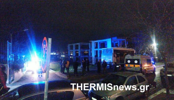 Θεσσαλονίκη: 13χρονος έπεσε από τον 3ο όροφο πολυκατοικίας