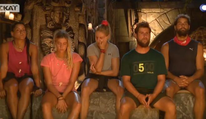 Αντίστροφη μέτρηση στο Survivor: Αποχώρηση-έκπληξη και όλα στο κόκκινο