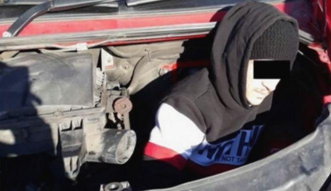 Πάτρα: Άφωνοι οι λιμενικοί - Είχαν κρύψει άνθρωπο σε κινητήρα αυτοκινήτου