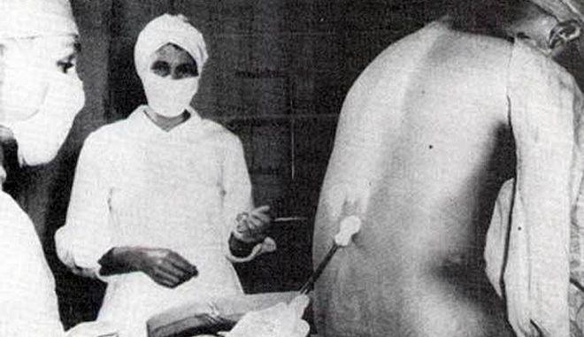 Τα 10 χειρότερα πειράματα που έγιναν σε ανθρώπους