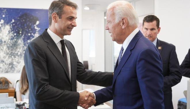 Συνάντηση Μητσοτάκη- Μπάιντεν: Ο ρόλος της Ελλάδας και τα αμερικανικά συμφέροντα