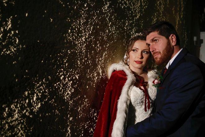 Κεφαλονιά: Ο Άγιος Βασίλης πήγε τη νύφη στην εκκλησία