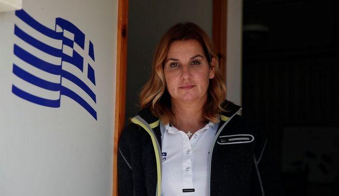 Η ολυμπιονίκης Σοφία Μπεκατώρου