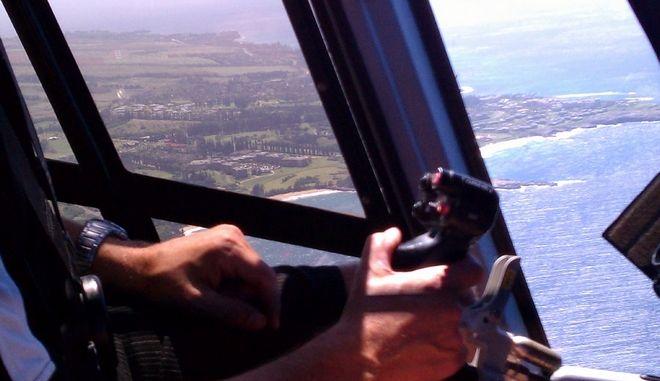 Ελικόπτερο στη Χαβάη