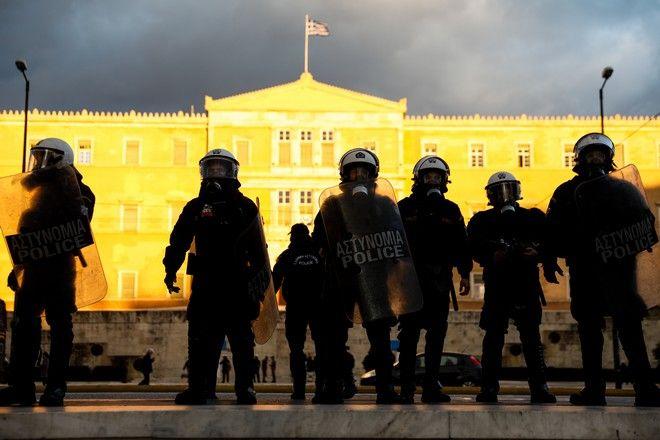 Συγκέντρωση αλληλεγγύης για τον Δημήτρη Κουφοντίνα