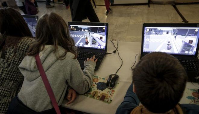 """Ημερίδα για την εισαγωγή της Θεματικής Ενότητας: Κυκλοφοριακή Αγωγή και Οδική Ασφάλεια στα Δημοτικά σχολεία της Χώρας και παρουσίαση της ηλεκτρονικής πλατφόρμας """"E drive Academy"""", Ιανουάριος 2018"""