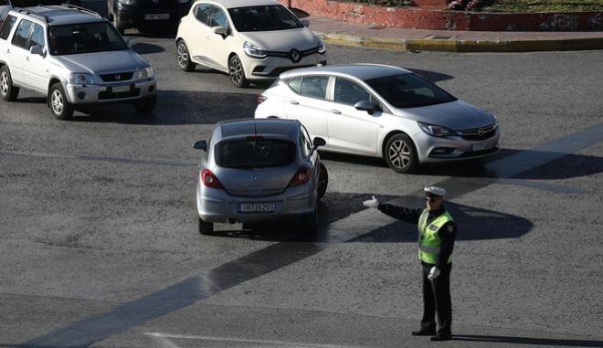 Λεωφόρος Κατεχάκη: Διακοπή κυκλοφορίας λόγω απειλής για βόμβα