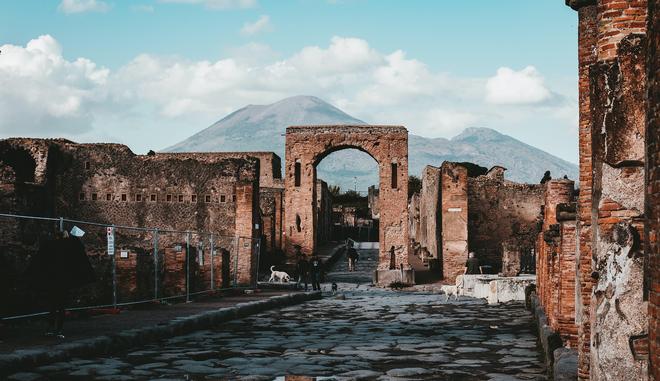 Ο αρχαιολογικός χώρος της Πομπηίας