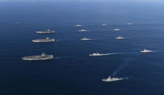 Πλοία του Αμερικανικού στόλου