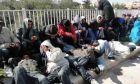 Κέντρα κράτησης παράνομων μεταναστών σε τέσσερα νησιά