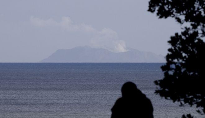 Έκρηξη ηφαιστείου στη Νέα Ζηλανδία: 8 αγνοούμενοι