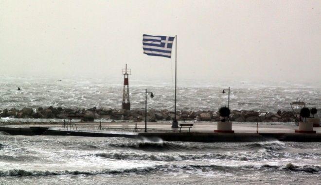 Ισχυροί άνεμοι