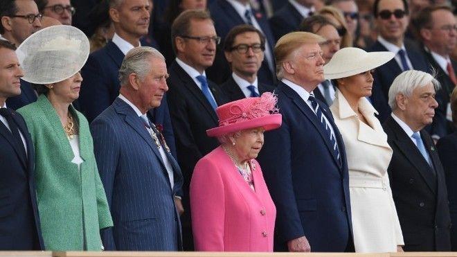 Ο Πρόεδρος της Δημοκρατίας στις εκδηλώσεις για τα 75 χρόνια της Απόβασης στη Νορμανδία