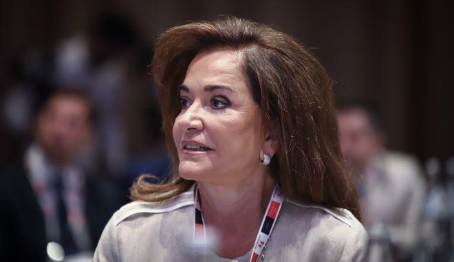 Η Ντόρα Μπακογιάννη