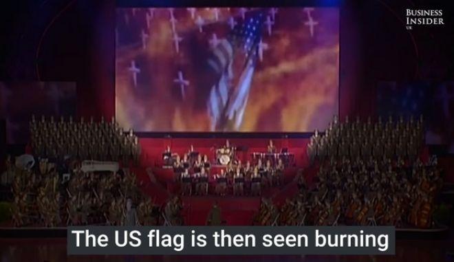 Ο Κιμ μας δείχνει πώς θα κονιορτοποιήσει τις ΗΠΑ