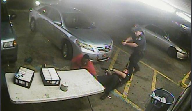 Κάμερα ασφαλείας κατέγραψε το περιστατικό