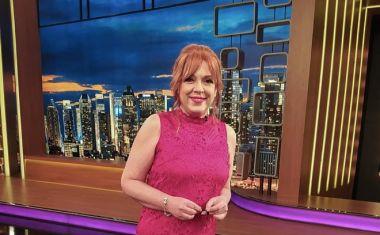 Η Ελένη Ράντου στην εκπομπή The 2Night Show