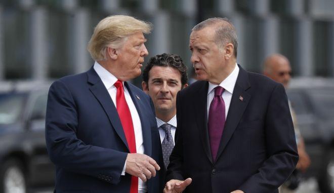 Ένταση στις σχέσεις ΗΠΑ - Τουρκίας