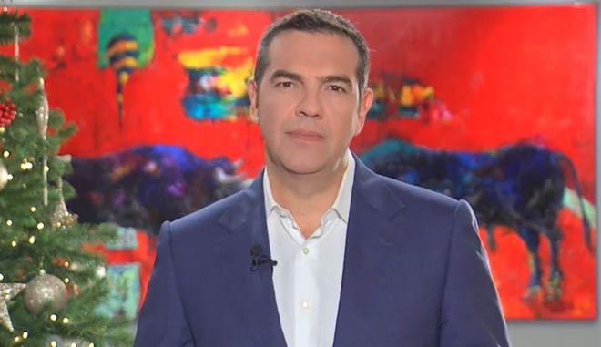 """Αλέξης Τσίπρας: """"Θα αγωνιστούμε για να μην γίνει η απώλεια συνήθεια σε αυτόν τον τόπο"""""""