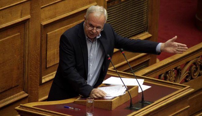 """Συζήτηση στην Βουλή επί του σχεδίου νόμου του υπουργείου Παιδείας και Θρησκευμάτων """"Οργάνωση της νομικής μορφής των θρησκευτικών κοινοτήτων και των ενώσεών τους στην Ελλάδα και άλλες διατάξεις αρμοδιότητας Γενικής Γραμματείας Θρησκευμάτων"""", την Τετάρτη 1 Οκτωβρίου 2014."""