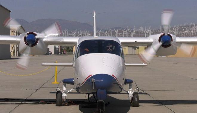 Το πρώτο ηλεκτρικό αεροπλάνο της NASA θα πετάξει το 2020