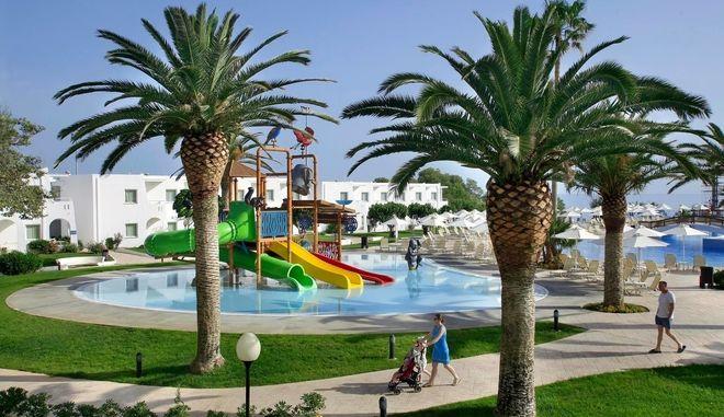 To ξενοδοχείο Creta Princess