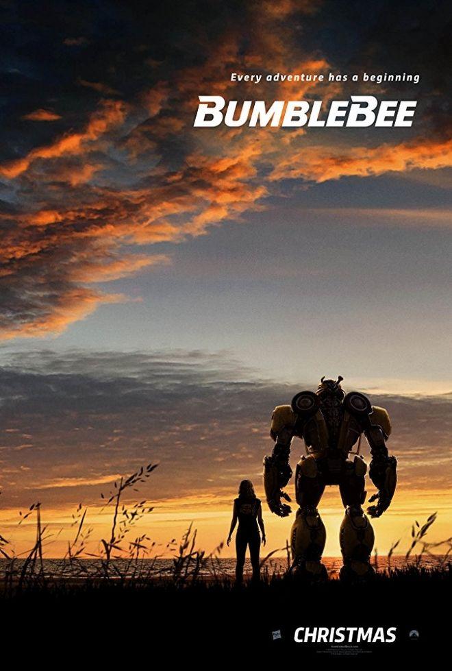 Το πρώτο πόστερ της ταινίας Bulmblebee που αναμένεται στους κινηματογράφους τα Χριστούγεννα