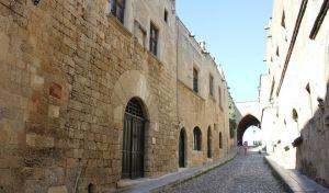 Η μεσαιωνική πόλη της Ρόδου