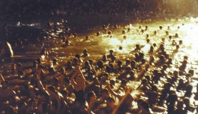 Πάρτυ στη Βουλιαγμένη 1983
