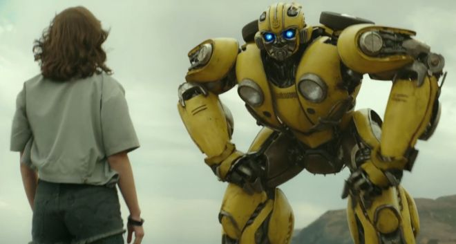 Η Μαίρη Πόπινς κι ο transformer Bumblebee επιστρέφουν