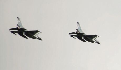KYΣΕΑ: Μέσα στη βδομάδα οι αποφάσεις για την αναβάθμιση των 85 F-16